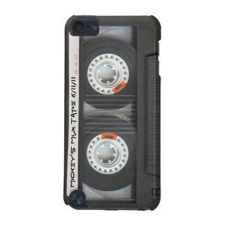 Personalized Mix Tape iPod Case iPod Touch 5G Cases