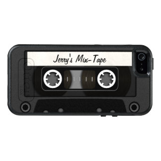 Personalized Mix Tape OtterBox iPhone 5/5s/SE Case