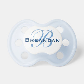 Personalized Monogram Pacifier