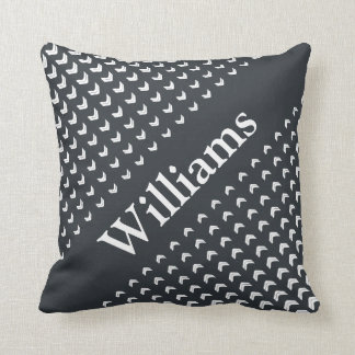 PERSONALIZED MONOGRAM PILLOW DECOR HOME