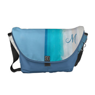 Personalized Monogrammed Beach Bags Commuter Bags