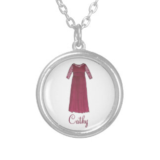 Personalized Mother of the Bride Wedding Necklace