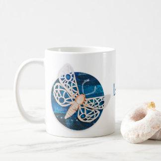 Personalized Mug with Night Moths