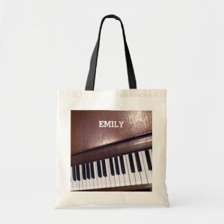 personalized music gift bags