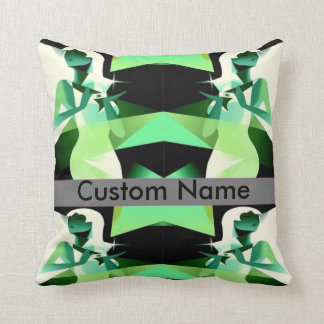 personalized name girls best friend pillow