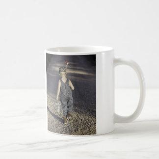 Personalized Name Gone Fishing Mug