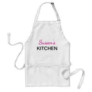 Personalized Name Kitchen Apron