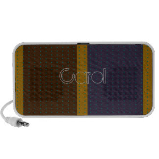 Personalized (Name) Portable Speaker