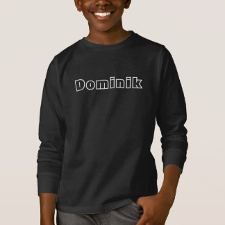 Personalized Name T Shirt