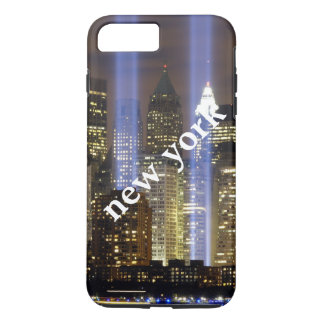 Personalized New York City iPhone 7 Plus Case