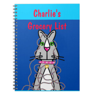 Personalized Note Book