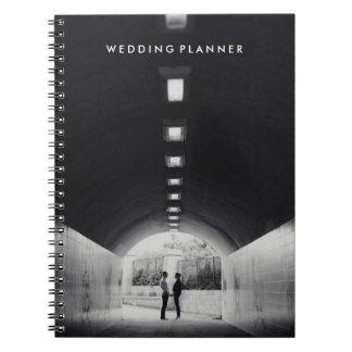 Personalized Notebook Wedding Planner Custom Photo
