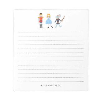 Personalized | Nutcracker Notepad