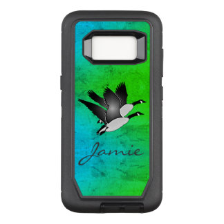 Personalized OtterBox Phone Case - Canadian Geese