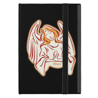 Personalized Peace Angel iPad Mini Case