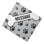 Personalized Pet Custom Bandannas