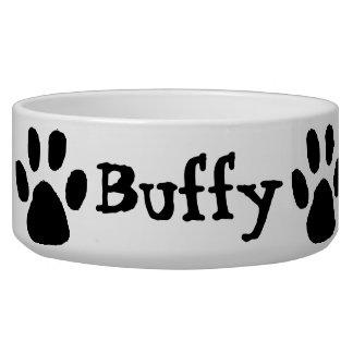 Personalized Pet Dish