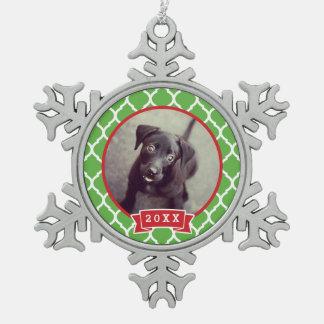 Personalized Pet Photo Keepsake Ornament