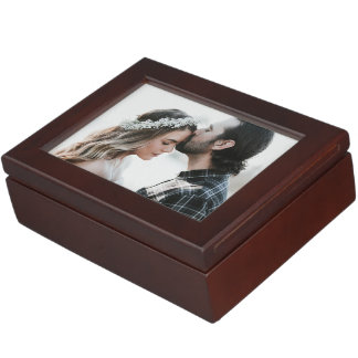 Personalized Photo Box  and Romantic Message Here