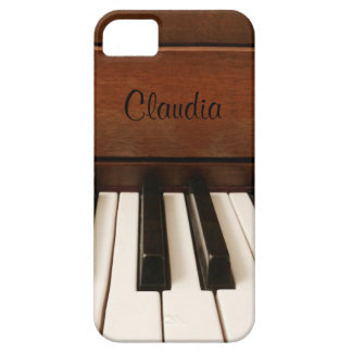 Personalized Piano Music iPhone Case