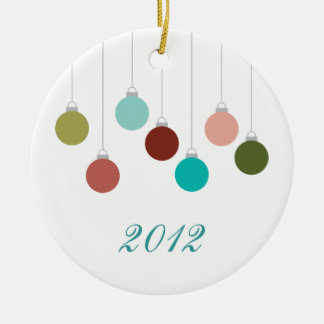 personalized picture ordainment ordainment round ceramic decoration