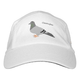 Personalized Pigeon Design Hat