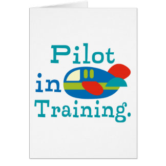 Personalized Pilot in Training Cards