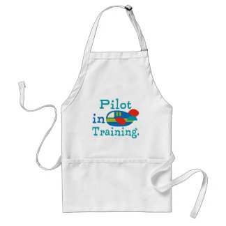 Personalized Pilot in Training Standard Apron