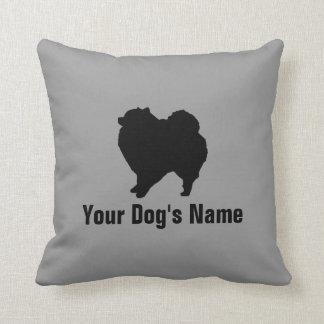 Personalized Pomeranian ポメラニアン Cushion