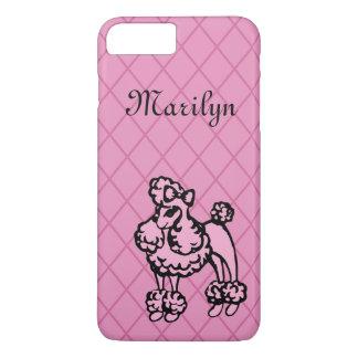 Personalized Poodle iPhone 7 Plus Case