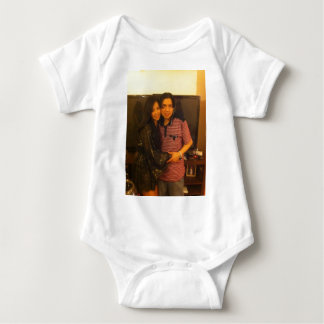 personalized product baby bodysuit