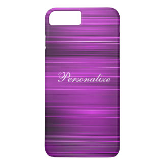Personalized Psychedelic Purple iPhone 8 Plus/7 Plus Case