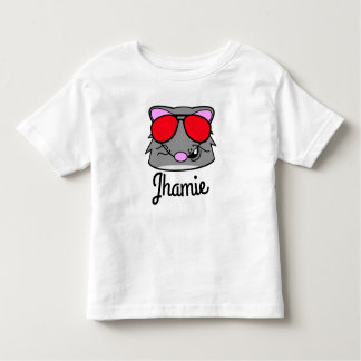 Personalized Rad Rat Toddler T-Shirt