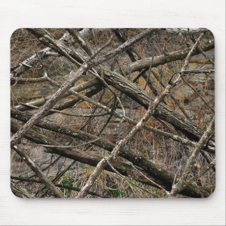 Personalized Real Camo / Camouflage (customizable) Mouse Pad
