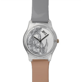 Personalized Rhinoceros Watch