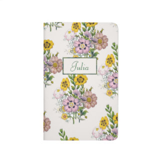 Personalized Rockroses Journal
