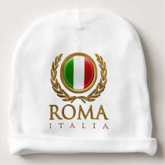Personalized Roman Design Baby Beanie
