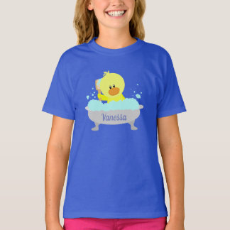Personalized Rubber Ducky Shirt
