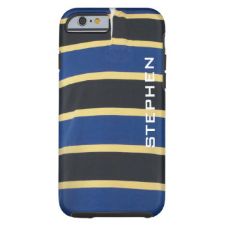 Personalized Rugby Jersey - iPhone 6 Case