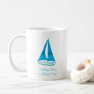 Personalized Sailboat Mug