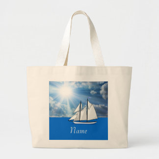 Personalized Sailing Tote