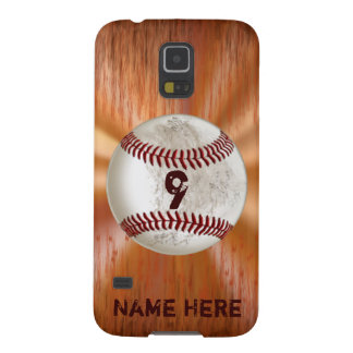 Personalized Samsung Galaxy S5 Baseball Case For Galaxy S5