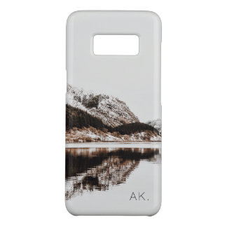 Personalized Samsung S8 case | Mountains