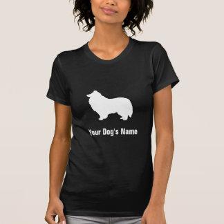 Personalized Shetland Sheepdog シェットランド・シープドッグ T-Shirt
