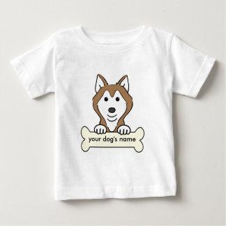 Personalized Siberian Husky Shirt