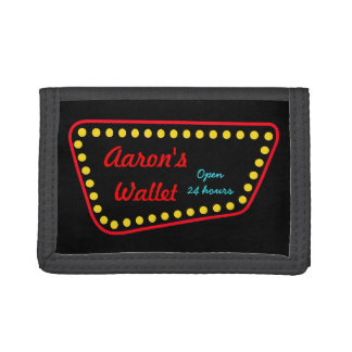 Personalized Sign Wallet