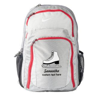 Personalized Skating Club, Skater Name Custom Backpack