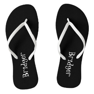 Personalized Slippers Thongs