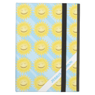 Personalized: Smiling Sun :Powis iCase iPad Case