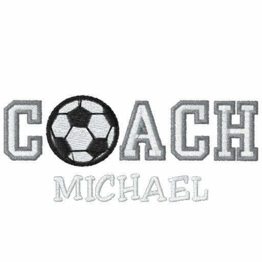 Personalized Soccer Coach Polo